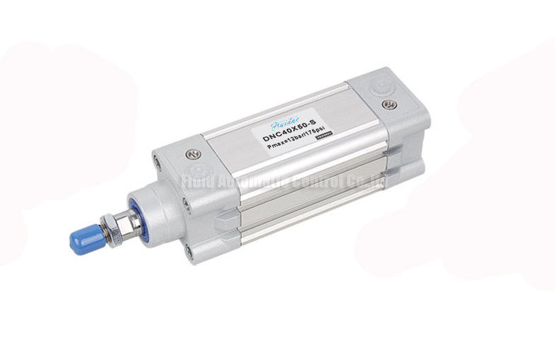 Square Double Acting Pneumatic Air Cylinder