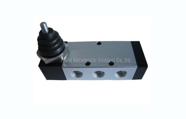 3 Position 5 Way Manual Directional Control Valve Hand Lever Valve
