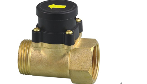 "Brass Water Flow Switch 2"" Male Thread For Water Booster Pump"