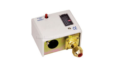 চীন Single Pressure Control Switch manual/Auto Reset Pressure Range -0.5~30Bar পরিবেশক