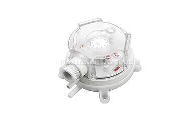 চীন SPST / SPDT 6mm Tube Fast Connecting20-2500Pa Vacuum Pressure Switches IP54 For Frost Protection কারখানা